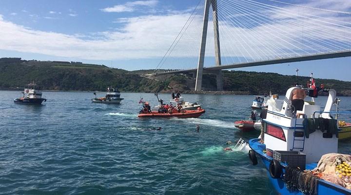 İstanbul Boğazı'nda gemi ile balıkçı teknesi çarpıştı: 2 kişi hayatını kaybetti