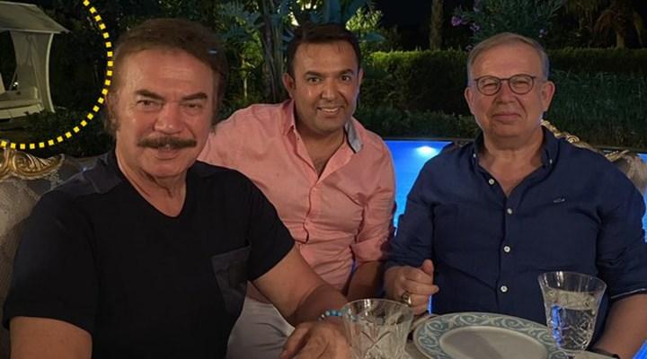 Orhan Gencebay ve Cihat Yaycı da Paramount Hotel'den çıktı