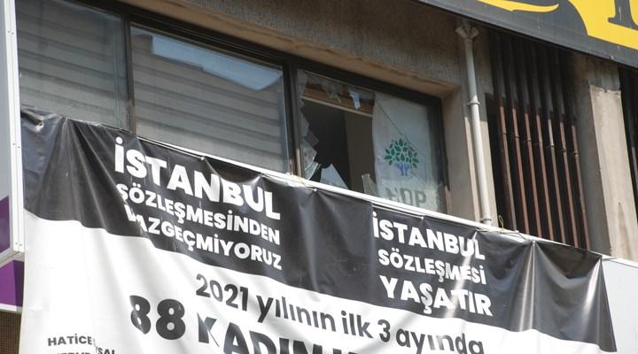 Sol partiler ve emek örgütlerinden HDP saldırısına tepki: Sorumlular belli!