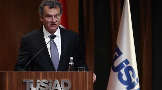 TÜSİAD Başkanı: Gelir dağılımındaki adaletsizlik derinleşiyor