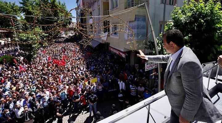 İmamoğlu: Doğa tahribatının en derinini şu an İstanbul yaşıyor