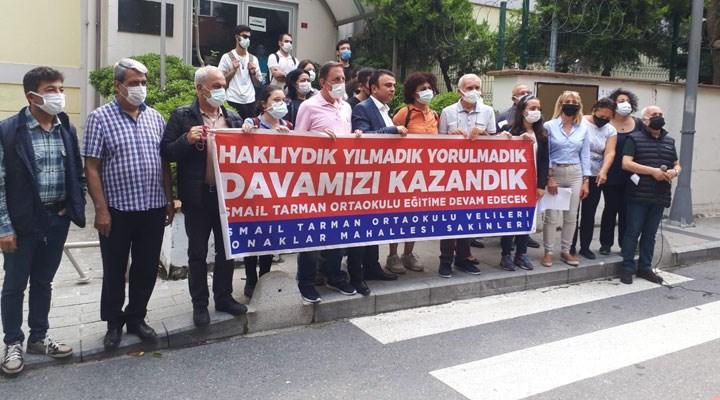 İsmail Tarman velileri: Okulumuzu istiyoruz, mahkeme kararını uygulayın!