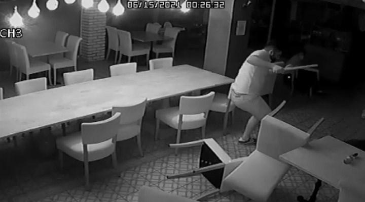 Didim Belediye Başkanı Atabay'a düzenlenen saldırının görüntüleri ortaya çıktı