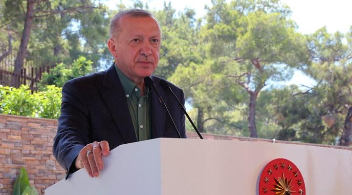 Erdoğan'dan seyahat kısıtlamalarının kaldırılması hakkında açıklama