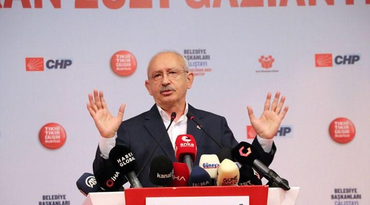 Kılıçdaroğlu: İktidar olduğumuzda rüşvetçi büyükelçilerin tamamını Türkiye'ye çağıracağız