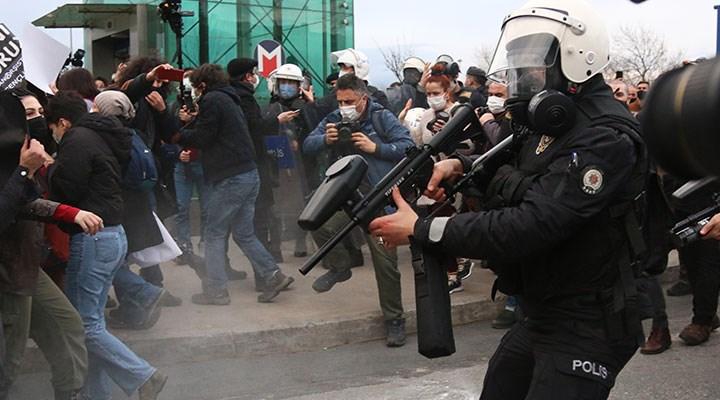 Silahı bahane ediyorlar ifade özgürlüğünü gasp ediyorlar
