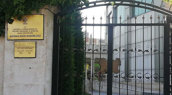 Batman Müzesi'ndeki 20 altın sikke kayboldu: Piyasa değeri 10 milyon lira