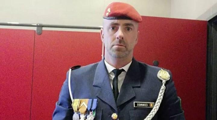 Belçika'da haftalardır aranan aşırı sağcı firari asker ölü bulundu