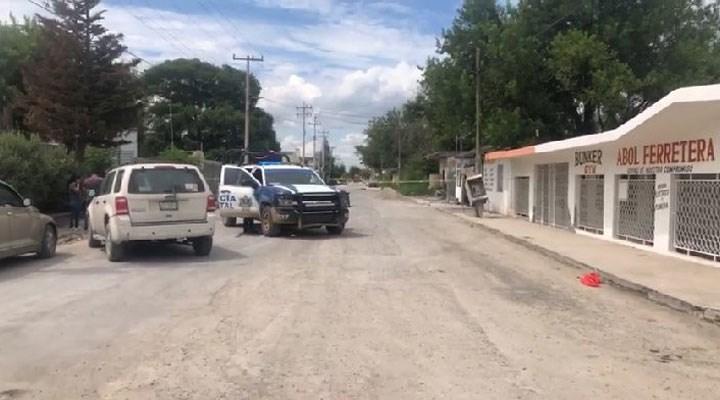 Meksika'da silahlı bir grup, farklı noktalardaki saldırılarla 14 kişiye katletti