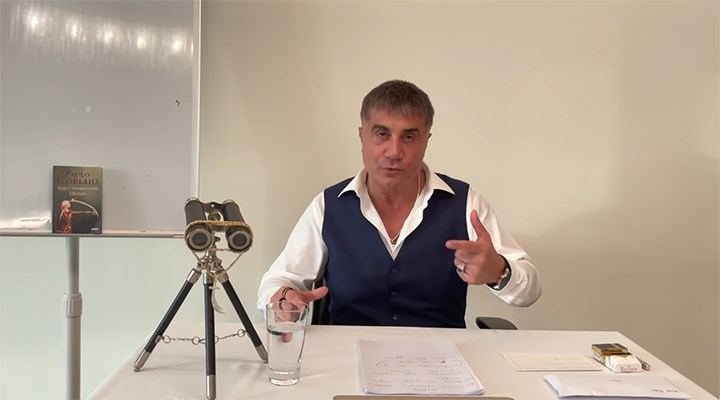 Sedat Peker'den yeni video: Çok keyifli anlar yaşayacağız