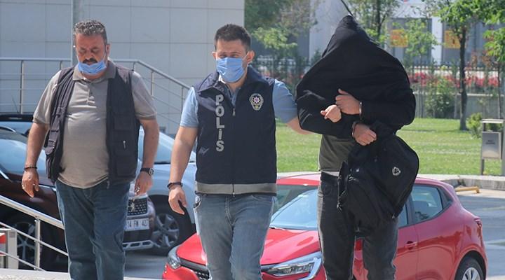 Şubeden 170 bin lira çalan PTT güvenlik görevlisi tutuklandı