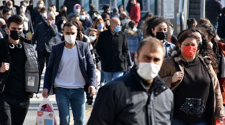 Türkiye'de koronavirüs: 24 saatte 63 can kaybı