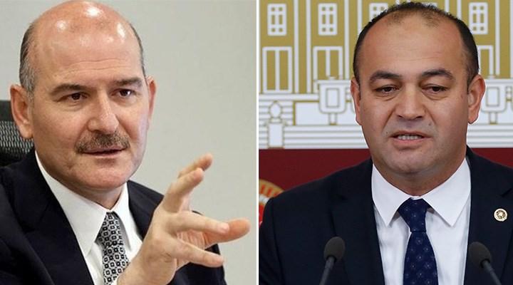 CHP'li Karabat'tan Bakan Soylu'ya uyuşturucu kaçakçılığı sorusu: Özel jetler aranıyor mu?