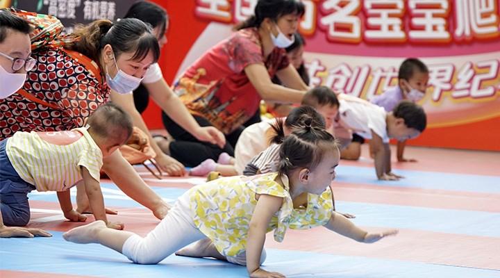 Çin'de üç çocuk: Siz yapın, biz bakalım