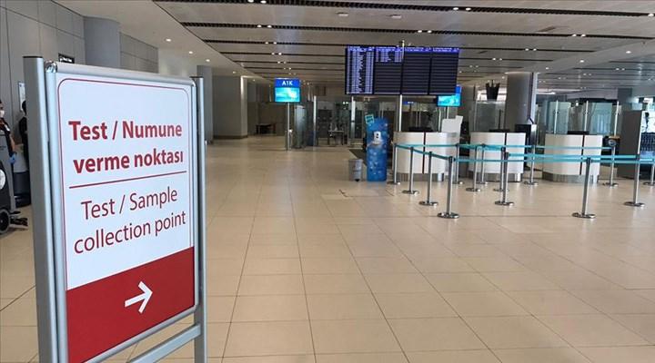 Havalimanlarından Türkiye'ye girişlerde yeni koronavirüs tedbirleri