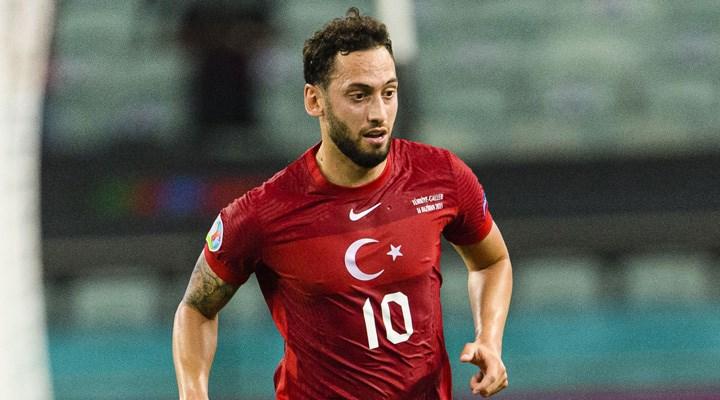 Hakan Çalhanoğlu Inter ile anlaştı