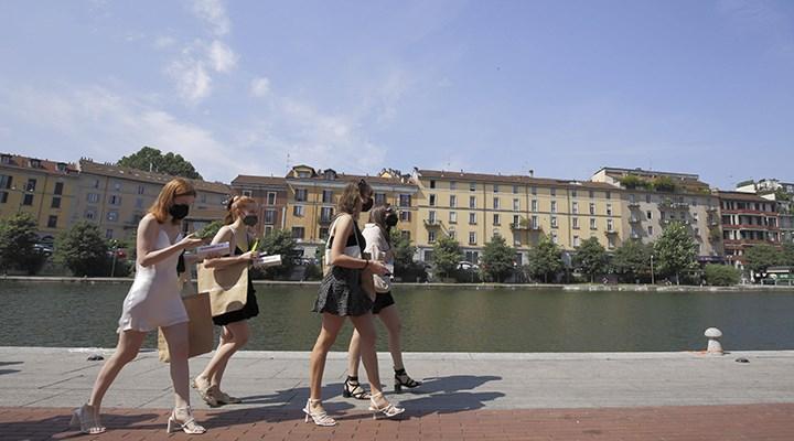 İtalya'nın büyük kısmında kısıtlamalar kaldırıldı