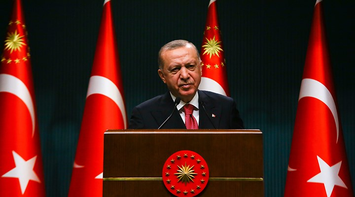 Erdoğan: 1 Temmuz itibariyle sokağa çıkma kısıtlamaları kalkıyor