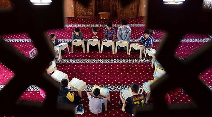 Kuran kursu eğitimini de telafi programına eklediler
