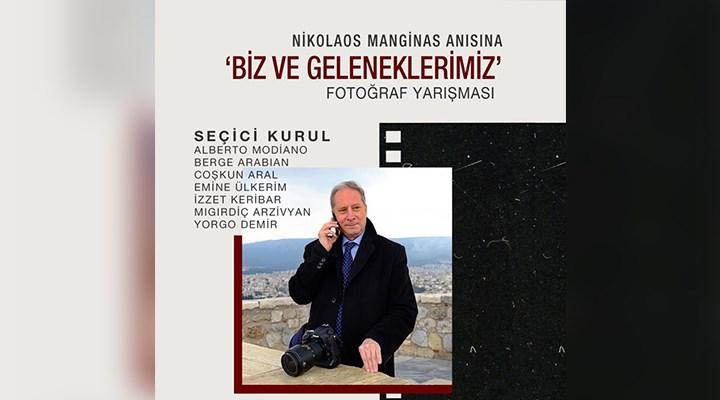 Nikolaos Manginas Ulusal Fotoğraf Yarışması'na başvurular başladı