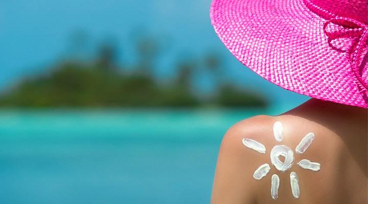Deri sağlığı için güneşten korunun