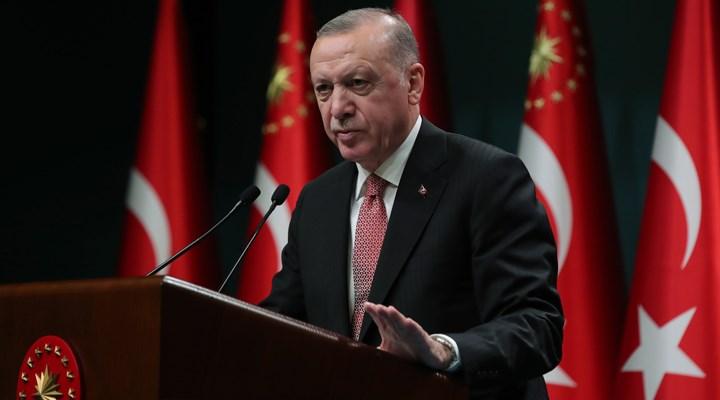 Erdoğan: Salgın döneminde ülkemiz pozitif ayrıştı
