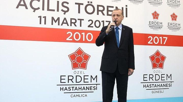 Sağlık, AKP'lilerin gözde rant alanı