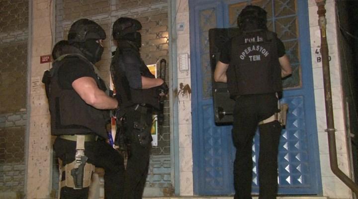 İstanbul merkezli 3 ilde IŞİD operasyonu: 32 gözaltı