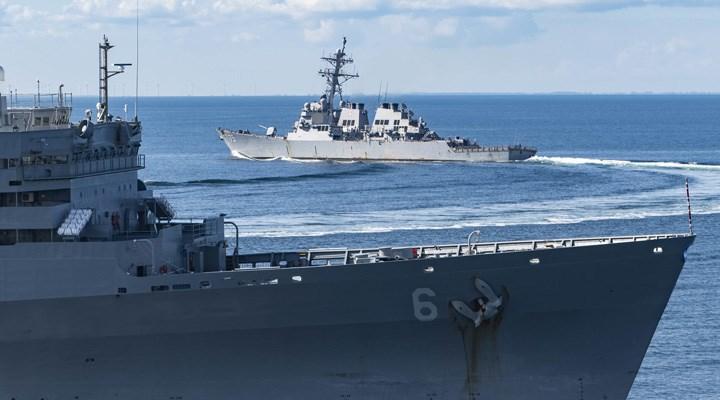Karadeniz'de tansiyon yükseldi: Rusya, İngiliz savaş gemisine uyarı ateşi açtı