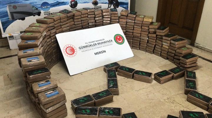 Yine Ekvador, yine muz konteyneri: Mersin'de bu kez de yarım ton kokain ele geçirildi!