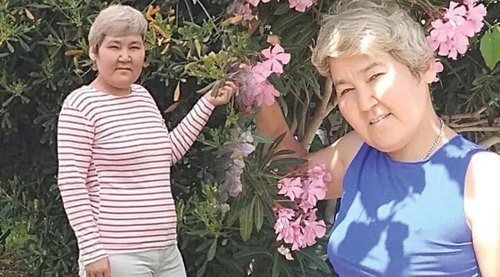 Antalya'da 10 gündür haber alınamayan  Azhar Joldassova aranıyor