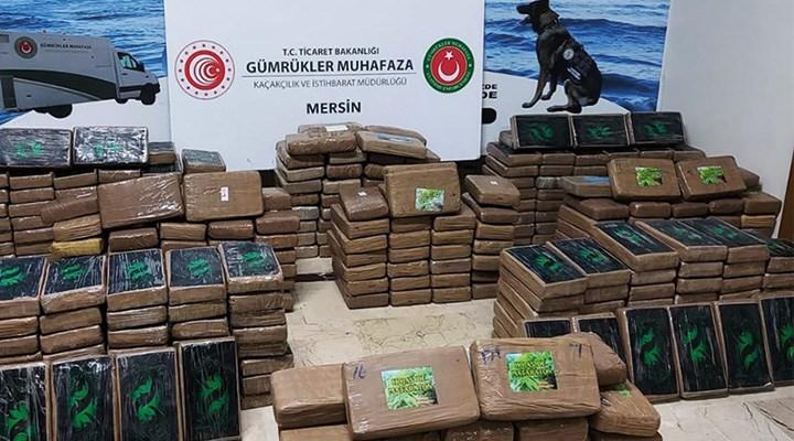 Bir haftada 1,7 ton uyuşturucu ele geçirildi: Kokainin kanıtı var inceleme yok
