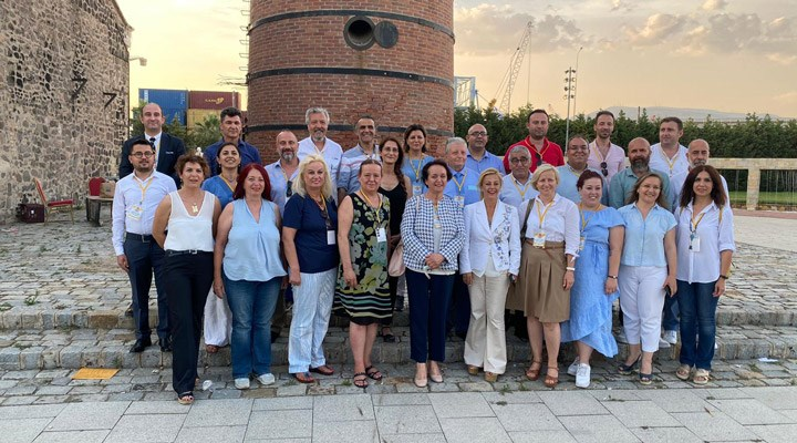 Dilek Gappi, İzmir Gazeteciler Cemiyeti'nin yeni başkanı oldu