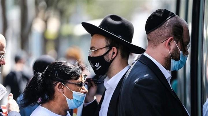 Koronavirüs: İsrail'de maske takma zorunluğu yeniden getiriliyor