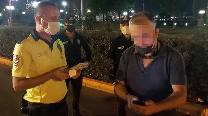 """Zonguldak'ta bir kişi polislere """"beddua ettiği"""" gerekçesiyle gözaltına alındı"""