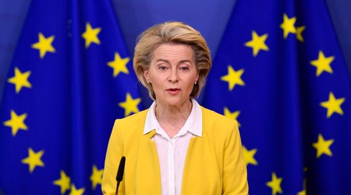 AB Komisyonu Başkanı: Türkiye'deki mültecileri desteklemek için 3 milyar avro ayırmayı planlıyoruz