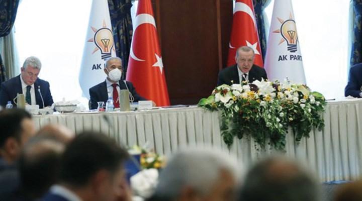 Erdoğan'dan vekillere talimat: Vatandaşla daha sık buluşun