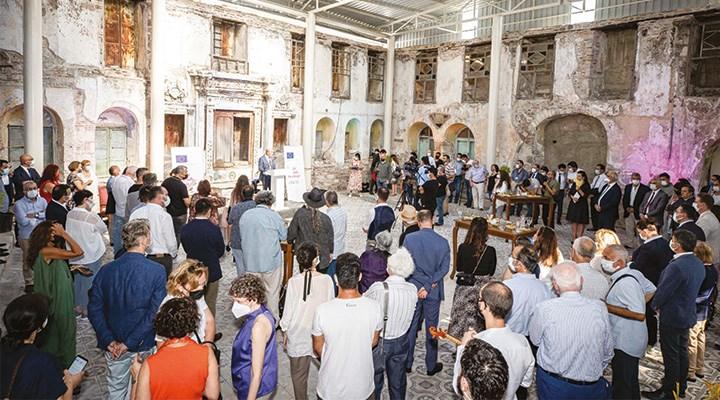 İzmir Yahudi Mirası Projesi tanıtıldı