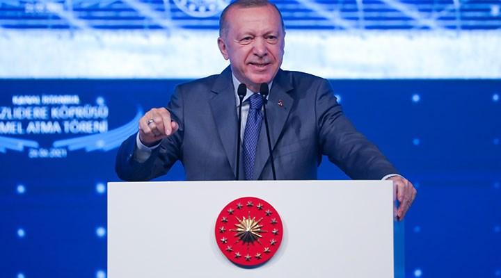 Talana ilk kazma vuruldu   Erdoğan: İstanbul'u kurtarma projesidir