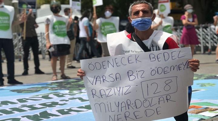Ya Kanal Ya İstanbul Koordinasyonu: Sana Kanal yaptırmayacağız
