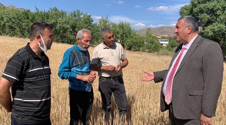 CHP'li Gürer, çiftçileri dinledi: Ekmeğin fiyatı katlanabilir