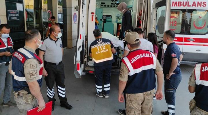 Siirt Valiliği: Ateşe karşılık verilmesi sonucu 2 göçmen öldü