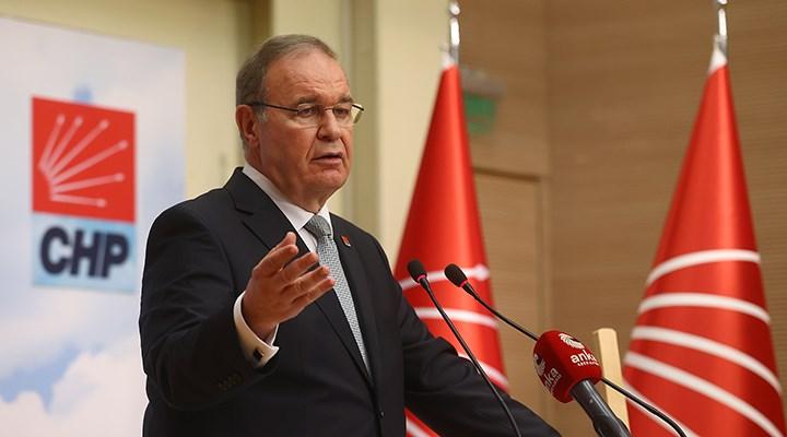 CHP Sözcüsü Öztrak: Erdoğan giderayak Düyunu Umumiye memurluğuna soyundu