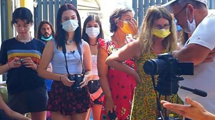 Foça Belgesel Film Günleri, yurt dışı festivallere hazırlanıyor