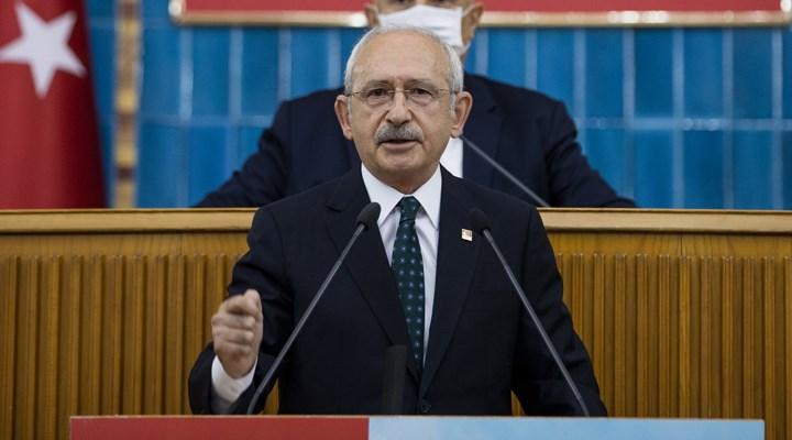 Kılıçdaroğlu: Avrupa'nın en büyük kara para aklayan ülkelerinin başında Türkiye geliyor