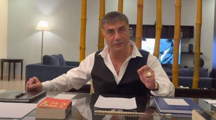 Murat Gülibrahimoğlu'ndan Sedat Peker'e yanıt: Sana 24 saat süre veriyorum