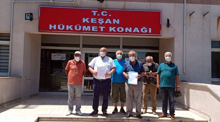 Saros'ta beklenen adalet ses verdi: ÇED olumlu kararı iptal edildi