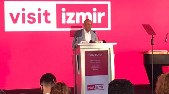 'Visitİzmir' İstanbul'da tanıtıldı