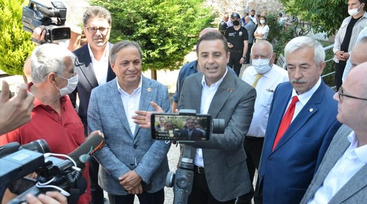 Erdek'te baskıya rağmen seçimi Millet İttifakı kazandı