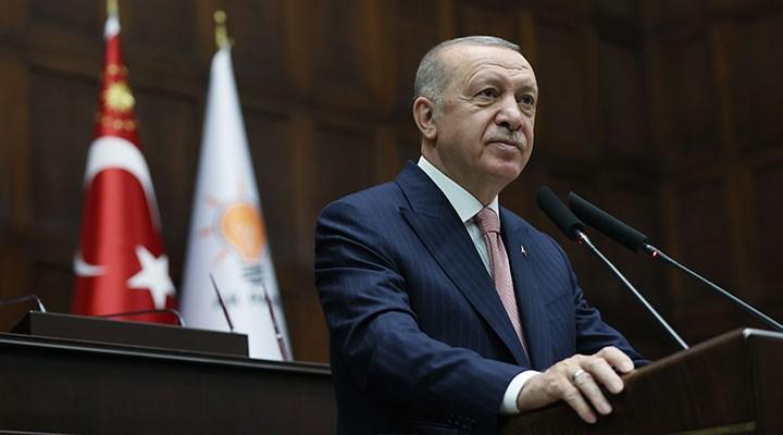Erdoğan: Bunlara göre herkes yolsuzluk yapmaktadır, uyuşturucu kaçakçısıdır